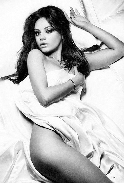 Esquire - November 2012, Mila Kunis