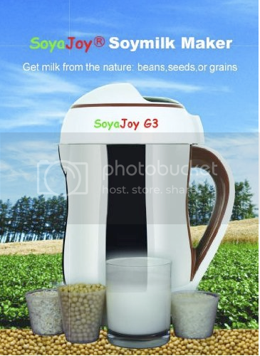 SoyaJoy, SoyaJoy Soymilk Maker