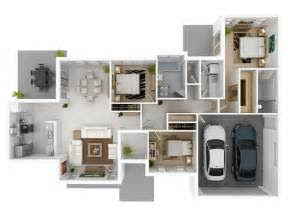 bedroom apartmenthouse plans simplicity