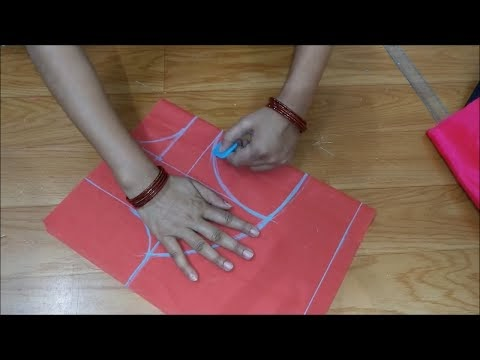 Blouse Design Cutting And Stitching || Latest Blouse design || Blouse De...