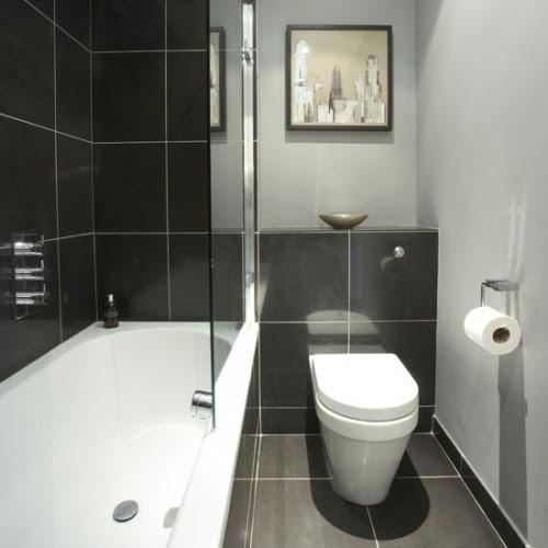 12 Small But Beautiful Bathrooms - Emerald Interiors Blog