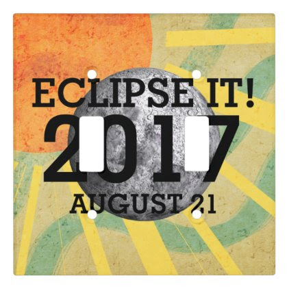 TEE Eclipse It 2017 Light Switch Cover