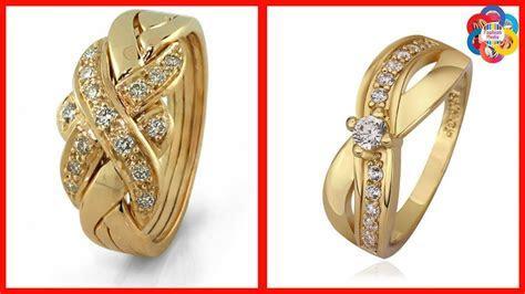 Latest Gold Ring Designs for Girls & Women   Rings in 2019