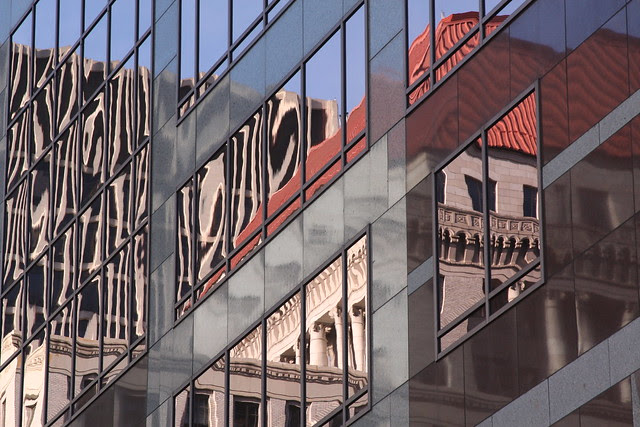reflected, 1000 broadway