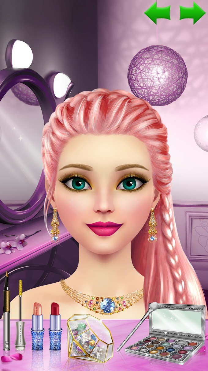 Girl Games Makeup And Fashion Download