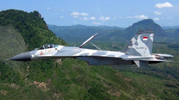 Su-30 MK2-TNI-AU11