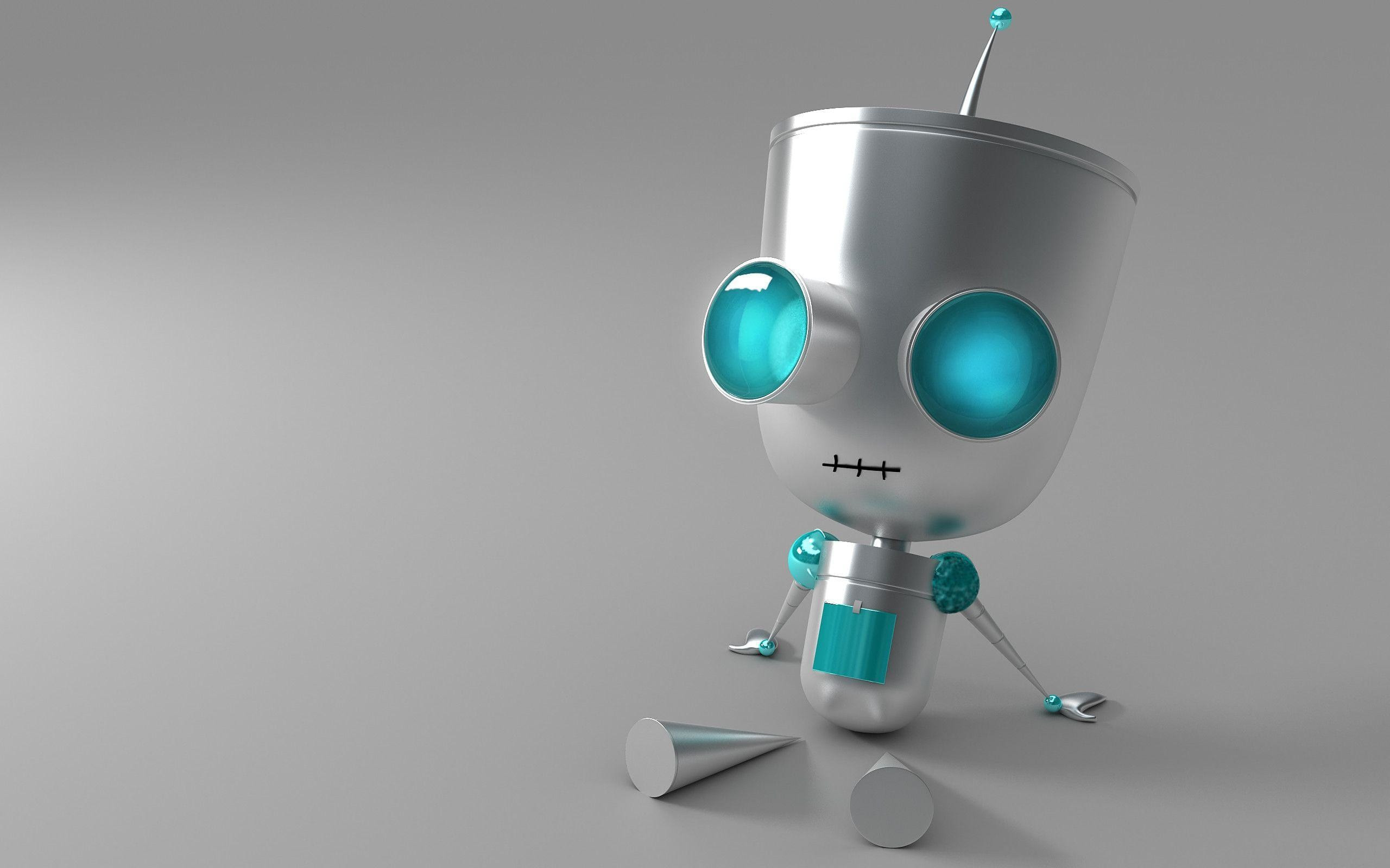 Cute Robot Wallpaper 71 Images