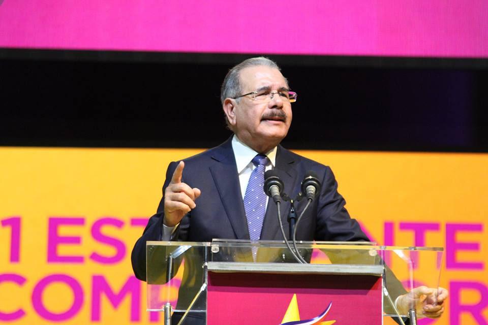 Medina promete un gobierno con paz, unión,progreso y justicia social