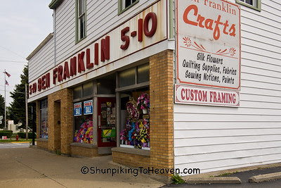 Ben Franklin Five and Dime Store, Bethel, Ohio