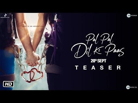 Pal Pal Dil Ke Paas Lyrics (Title Song) - Arijit Singh | PPDP