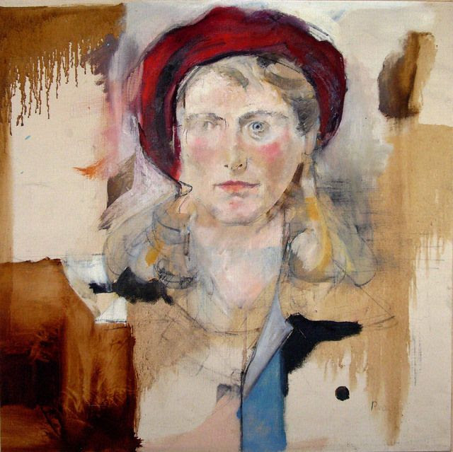 Larry Rivers | The Red Beret (1956) | Artsy