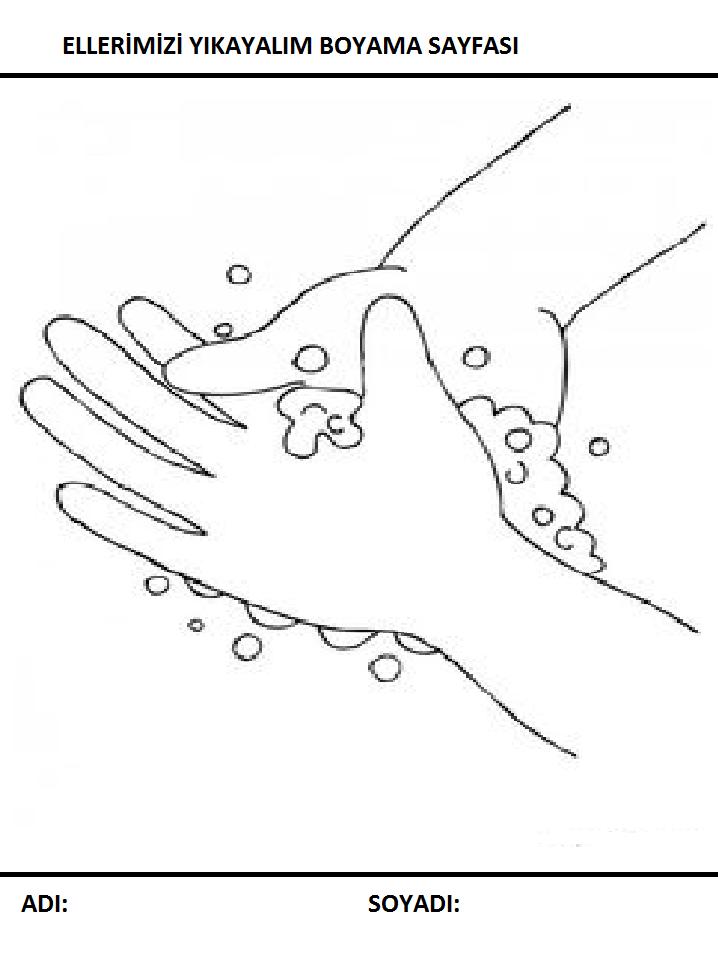 Temizlik Boyama Sayfaları Sayfa 5 9 Arabulokucom