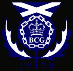 Logo Sukan Komanwel ke-9 di Edinburgh pada tahun 1970