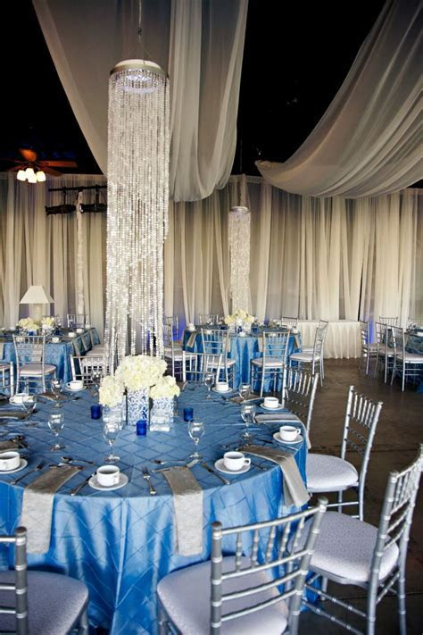 Elegant Winery Wedding with a Cool Color Palette   OneWed