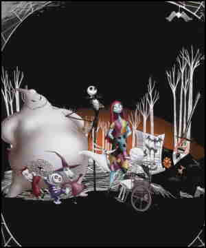Don Marksteins Toonopedia The Nightmare Before Christmas