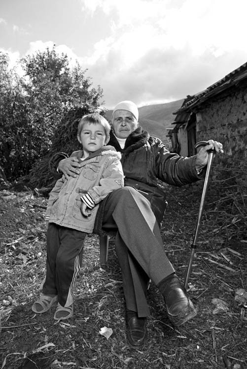 Portraits of Albanian Women Who Have Lived Their Lives As Men swornv 2
