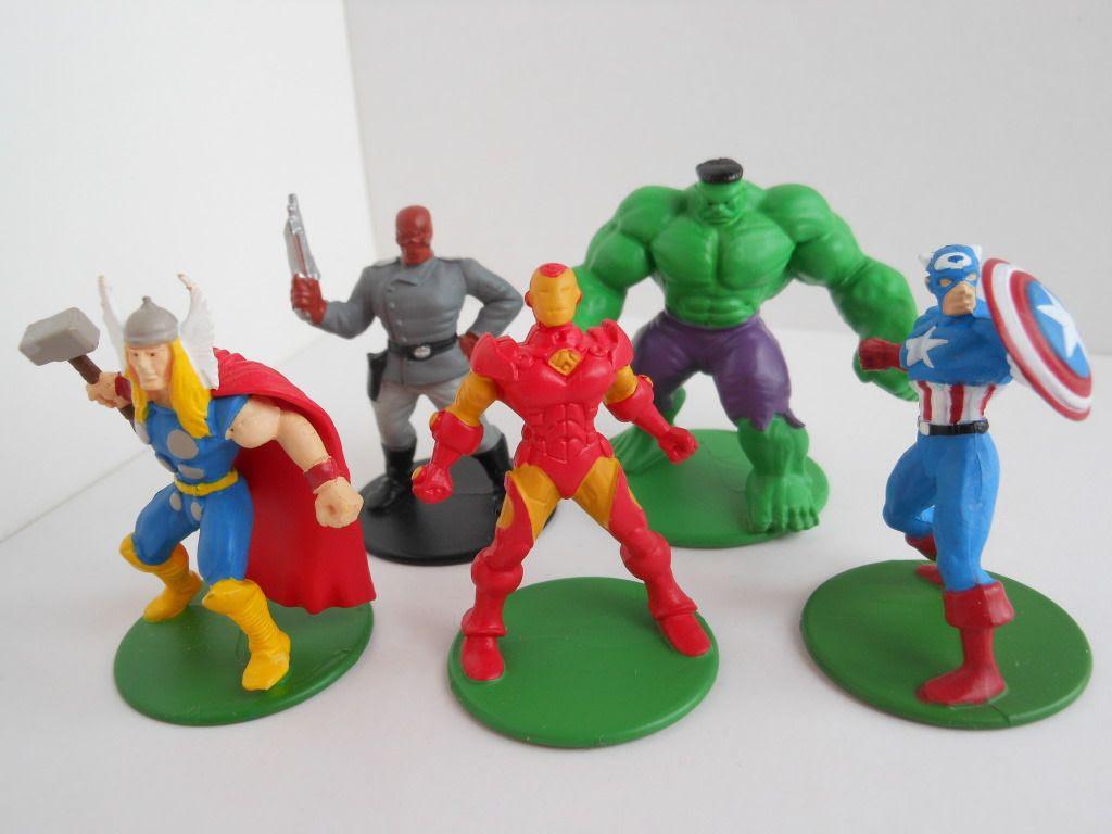 Marvel Heroes - Avengers