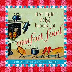 The Little Big  Book of Comfort Food cover