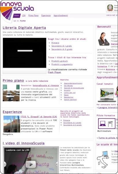 http://www.innovascuola.gov.it/
