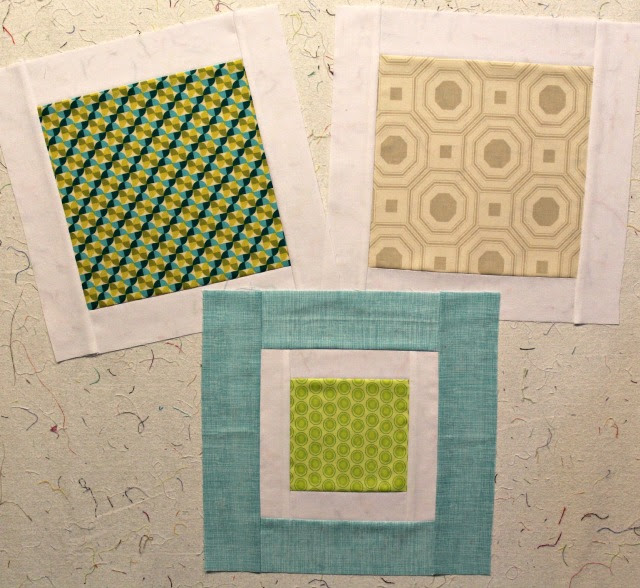 Square-in-square blocks