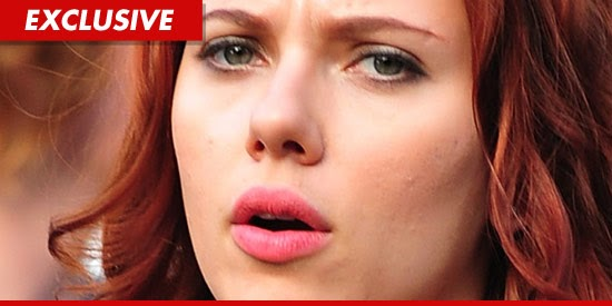Scarlett Johansson Defends Privacy after Nude Photos Leaked
