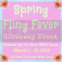 Enter to win an Assortment of Prizes - ends 3/25/13