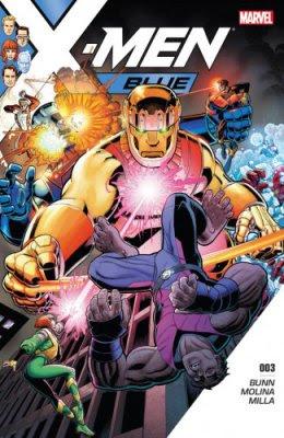 X-Men - Blue #3