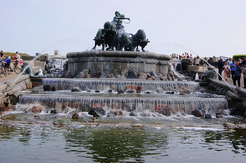 Gefion Fountain, Copenhagen