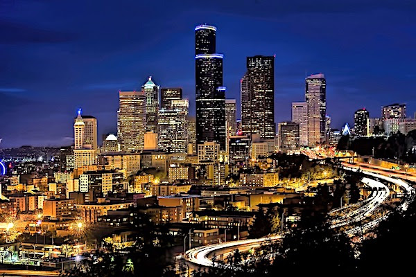 Seattle (courtesy Pixabay)
