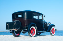 """1930 Model """"A"""" Ford - Deluxe Fordor ..."""