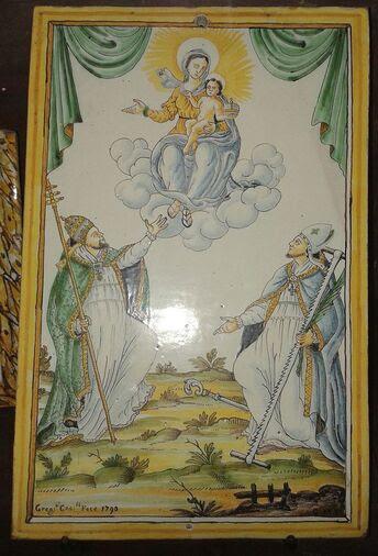 Image illustrative de l'article Chryspolite de Bettona