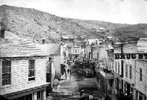 <b>Central</b> <b>City</b> - circa 1865