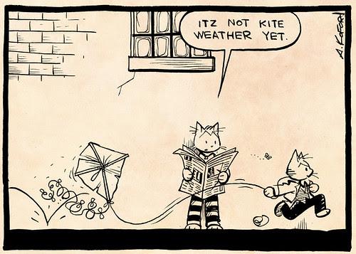 Laugh-Out-Loud Cats #2488 by Ape Lad