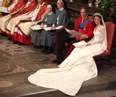 Kate Middleton Wedding Dress Designer is Sarah Burton