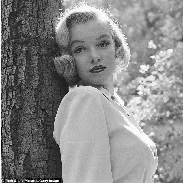 Esforço: fotografias inéditas de Marilyn Monroe foram recentemente encontradas na vida arquivos