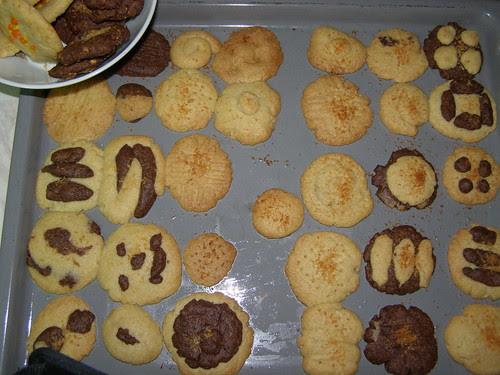 the children's cookies
