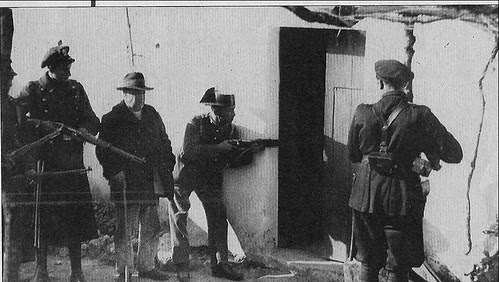 Casas Viejas, Cadiz 1933: la mancha de Azaña