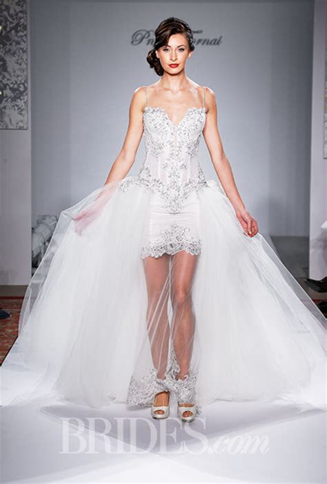 Pnina Tornai For Kleinfeld 2015   The One Bride Guide