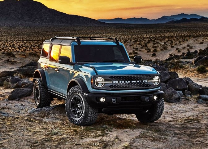 2021 ford bronco what we've got so far  specs release