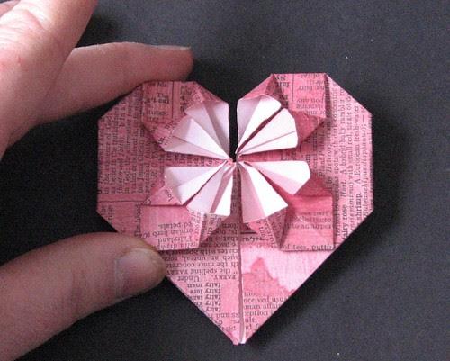 Origami Heart 031