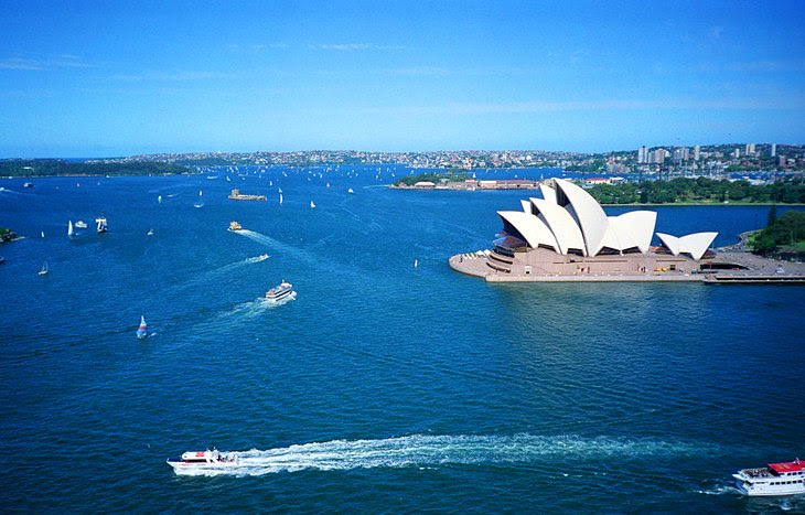 Top-Rated Tourist Attractions in Australia