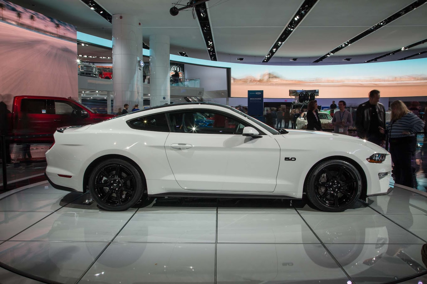 2018 Ford Mustang Performance | 2018 - 2019 Auto Review