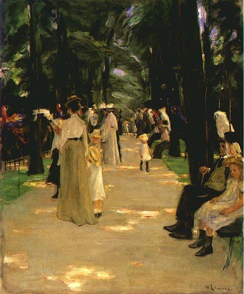 Bild:Liebermann Papageienallee 1902.jpeg