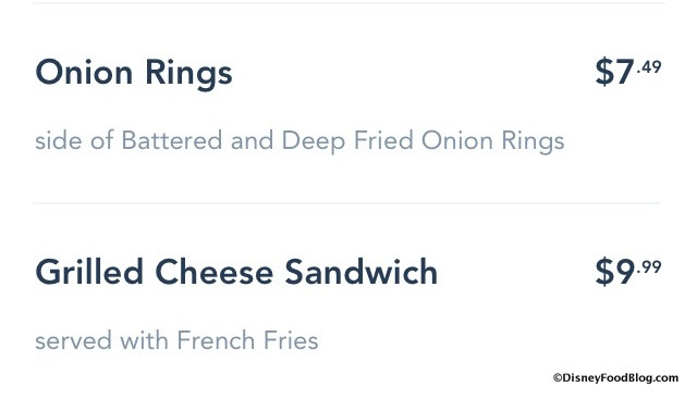 D-Luxe Burger Mobile Order Secret Menu