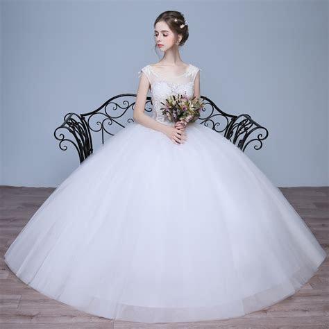 Online Get Cheap Fitted Wedding Dresses  Aliexpress.com