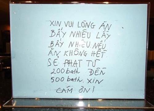 người-việt-xấu-xí, ăn-cắp, nhật-bản, vietnam-airlines, tiêu-dùng, du-lịch, khách-du-lịch, biển-cảnh-báo, tiếng-việt