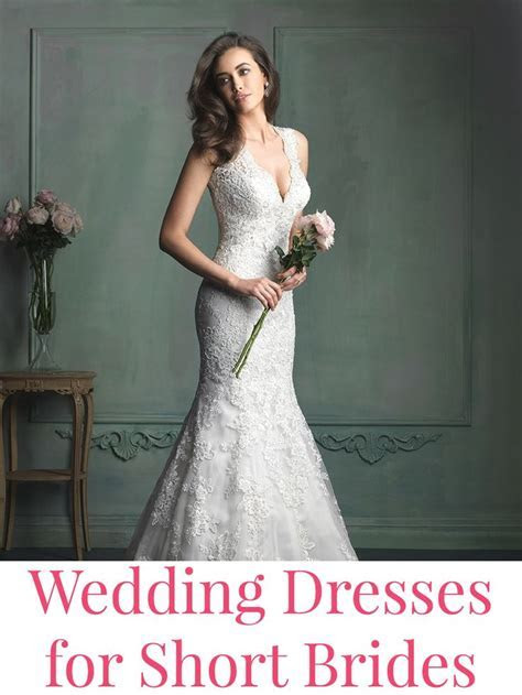 Wedding Dresses for Short Brides   Member Board: Bride