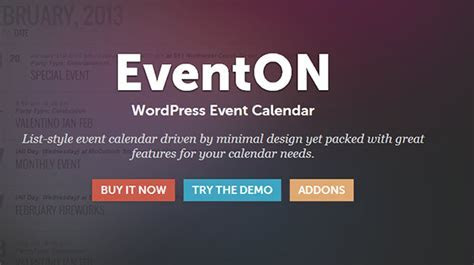 Ajax Event Calendar Wordpress Plugins, Top 25  Best