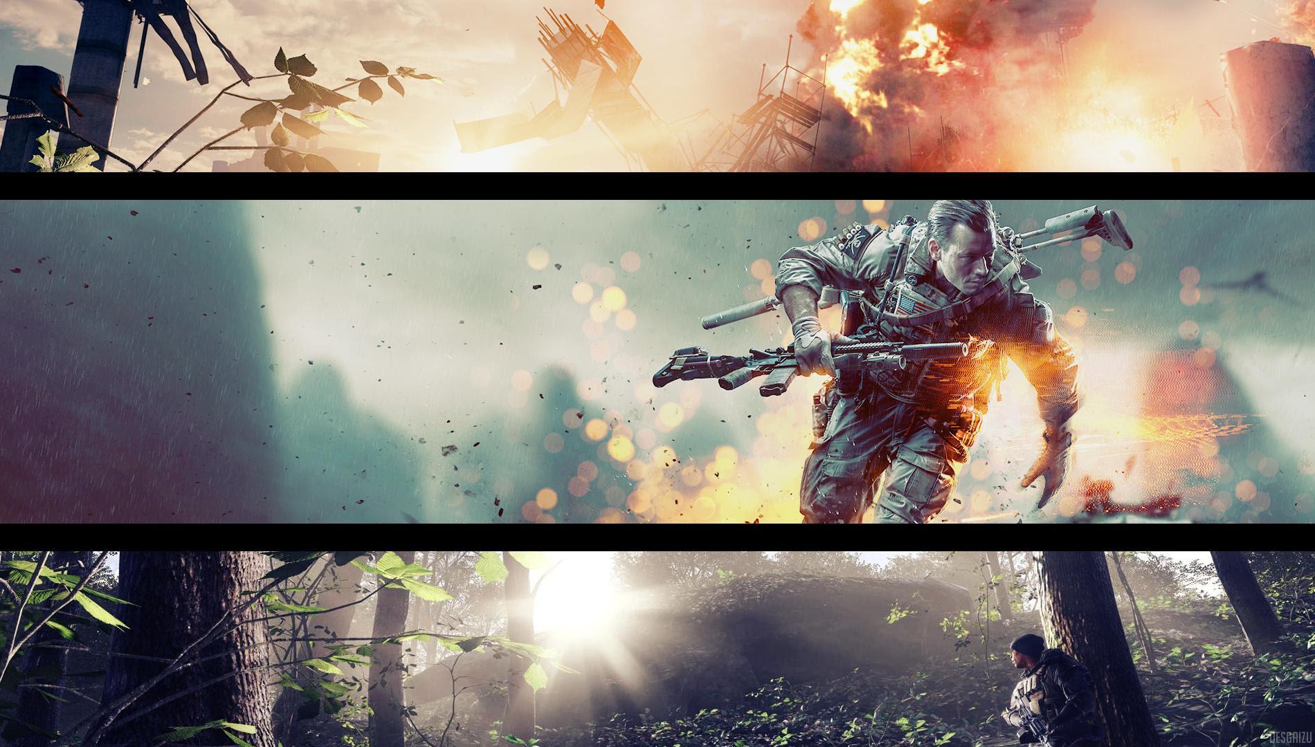 Battlefield Battlefield 4 Wallpaper By Desgaizu