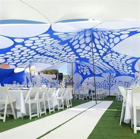 stretch tents couches soweto   SPLENDOUR   Pinterest